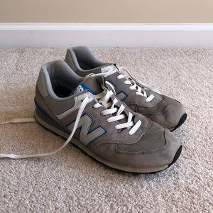 Men's New Balance Tennis Shoes Well-Loved sz 10